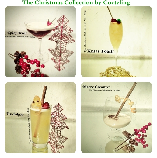 TheChristmasCollectionbyCocteling